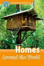 Oxford Read and Discover: Level 5: Homes Around the World Audio CD Pack