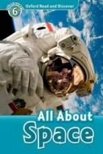 Oxford Read and Discover: Level 6: All About Space Audio CD Pack