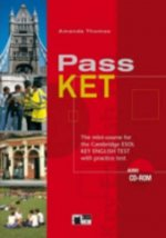 Pass KET Student's Book with KET Practice Test and Audio CD