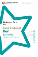 Past Paper Pack for Cambridge English Key for Schools 2011 Exam Papers and Teacher's Booklet with Audio CD