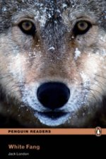 Penguin Readers 2 White Fang Book + mp3
