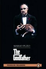 Penguin Readers 4 The Godfather Book + MP3