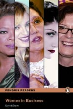 Level 4: Famous Women in Business Book and MP3 Pack
