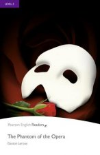 Level 5: The Phantom of the Opera Book and MP3 Pack
