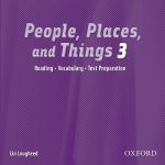 People, Places, and Things 3: Audio CD