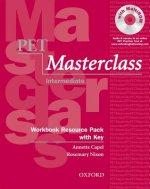 PET Masterclass:: Workbook Resource Pack with Key