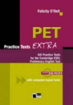 PET Practice Tests Extra Student's Book with Audio CD / ROM (2)
