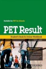 PET Result:: Student's Book & Online Workbook