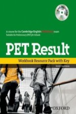 PET Result:: Printed Workbook Resource Pack with Key
