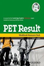 PET Result:: Printed Workbook Resource Pack Without Key