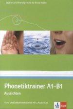Phonetiktrainer A1-B1, m. 2 Audio-CDs
