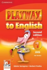 Playway to English Level 1 Max Puppet