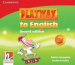 Playway to English Level 3 DVD PAL