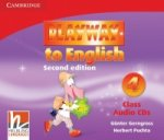 Playway to English Level 4 DVD PAL