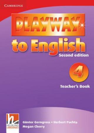 Playway to English Level 4 Teacher's Book