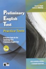 Preliminary English Test (PET) Practice Tests Student's Book with Audio CD/CD-ROM