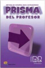 Prisma Avanza B2 Libro del profesor + CD