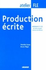 PRODUCTION ECRITE C1/C2