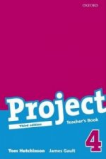 Project: 4 Third Edition: Teacher's Book