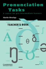 Pronunciation Tasks Teacher's Book