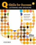 Q Skills for Success: Listening and Speaking 1: Student Book with Online Practice