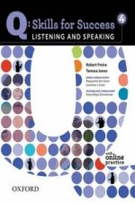 Q Skills for Success: Listening and Speaking 4: Student Book with Online Practice
