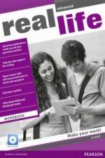 Real Life Global Advanced Workbook & Multi-ROM Pack