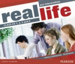 Real Life Global Pre-Intermediate Class CD 1-4