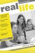 Real Life Global Upper Intermediate Workbook & Multi-ROM Pack