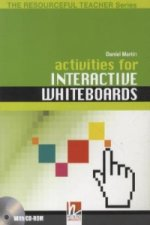 RESOURCEFUL TEACHER'S SERIES Activities for Interactive Whiteboards + CD-ROM