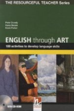 RESOURCEFUL TEACHER'S SERIES English through Art + CD-ROM (Peter Grundy, Hania Bociek, Kevin Parker)
