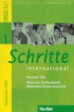 Glossar XXL Deutsch-Tschechisch - Nemecko-cesky slovnícek