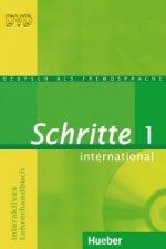 Schritte international 1 Interaktives Lehrerhandbuch – DVD-ROM