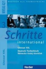 SCHRITTE INTERNATIONAL 3 GLOSSAR XXL