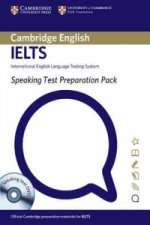 Speaking Test Preparation Pack for IELTS Paperback with DVD