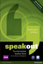 Speakout Pre Intermediate Students' Book with DVD/active Book and MyLab Pack