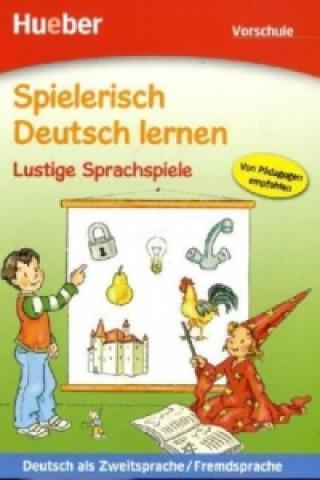 Lustige Sprachspiele, Vorschule