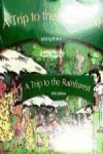 Storytime 3 A Trip to the Rainforest - Pupil's Book (+ Audio CD)