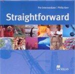 Straightforward Pre-Intermediate Class CDx2