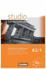 Studio d B2/1 Příručka učitele