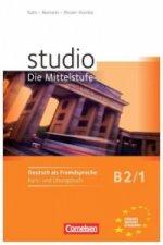 Studio d B2/1 Učebnice