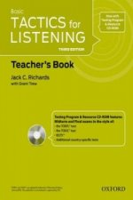 Tactics for Listening: Basic: Teacher's Resource Pack