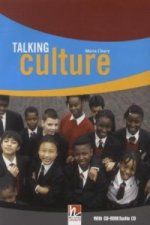 Talking Culture, w. Audio-CD/CD-ROM