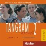 Lektion 1-4, 1 Audio-CD zum Kursbuch
