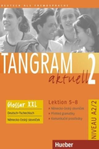 Tangram aktuell 2. Lektion 5-8 Glossar Deutsch-Tschechisch