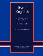 Teach English Teacher's Workbook