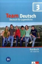 Kursbuch, m. 3 Audio-CDs
