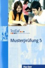 Musterprüfung 5, m. Audio-CD