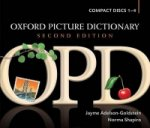 Oxford Picture Dictionary Second Edition: Audio CDs