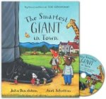 THE SMARTEST GIANT IN TOWN Book + CD New Edition